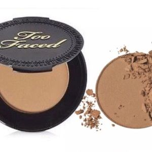 Too Faced Milk Chocolate 🍫 Soleil Bronzer